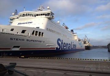 Stena Superfast X