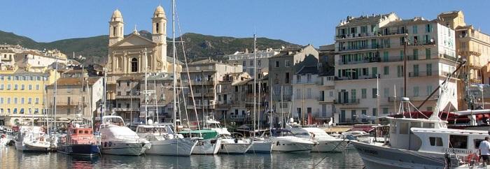 Færger til Korsika: GRATIS kabine med Moby Lines