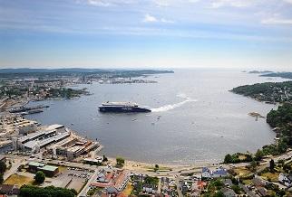 Sejl til Norge fra kun €94 med Color Line