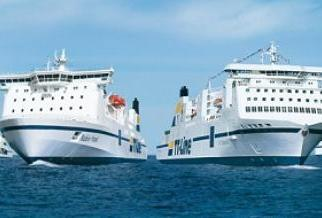 Spar op til 30% på færger mellem Tyskland og Sverige